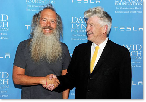 David Lynch Rick Rubin