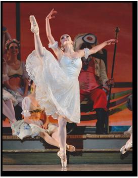 Megan Fairchild Leap