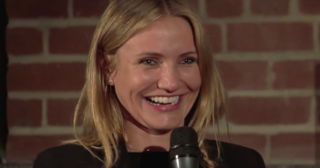 Cameron Diaz It Was Exactly What I Needed