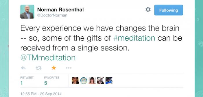 Inspiring Tweets From 2014