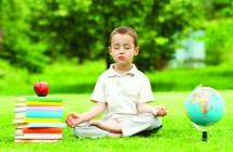 Children can meditate too!